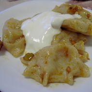 Vareniky s bramborovou náplní recept