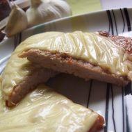 Pikantní vepřové plátky se sýrem recept