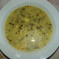 Šťovíková polévka mé babičky recept