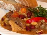 Ostry mexický guláš recept
