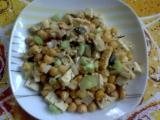 Cizrna s lahůdkovým tofu recept