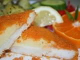 Smažené filé se sýrovým poklopem recept