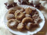 Ořechovo čokoládové cukroví recept