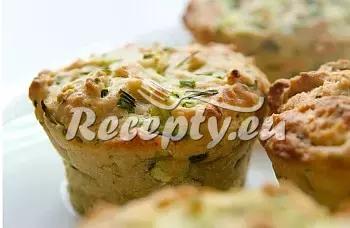 Chléb s bylinkovou náplní recept  pečivo