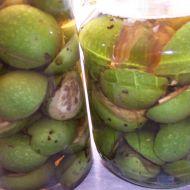 Ořechový likér recept