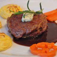 Steak s povidlovou omáčkou aneb Krpálkova síla recept