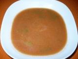 Fazolková polévka s rajčatovým protlakem recept