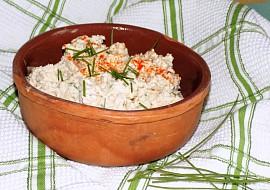 Sojovo-tvarohová pomazánka recept