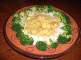 Rychlé kuřecí kari recept