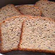 Chléb z domácí pekárny se směsí semínek recept