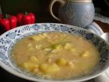 Fazolová polévka mojí babičky recept