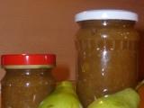 Jablková marmeláda s hruškami recept