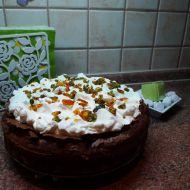 Čokoládový mátový dort recept