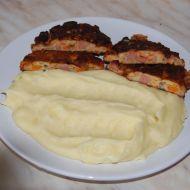 Zeleninové karbanátky se salámem recept