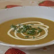 Cizrnová polévka po indicku recept