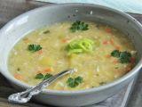 Zasmažená pórková polévka recept