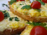Rychlé vaječné tousty recept
