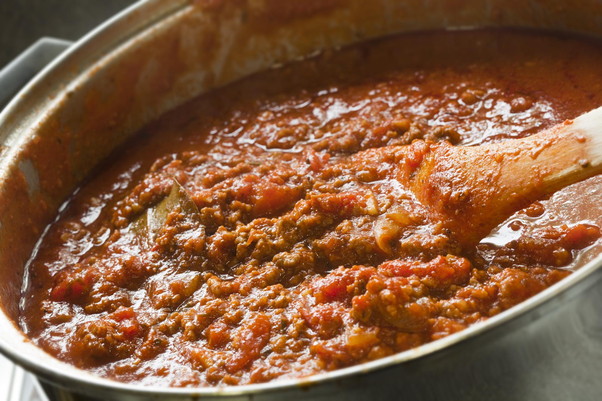 Pravá boloňská omáčka recept