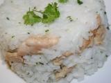 Míchaná rýže recept