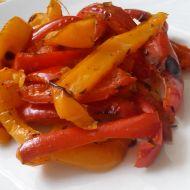 Pečená paprika na kmíně recept