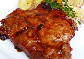 Česnekovo-medová marináda na maso recept