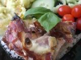Kuřecí maso na bazalce a česneku recept