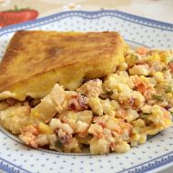 Nefalšovaný bramborový salát recept