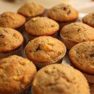 Skořicové muffiny s jablky recept