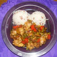 Rychlá kuřecí čína recept
