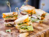 Klasický Club sandwich recept