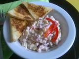 Salát z uzeného kuřete recept