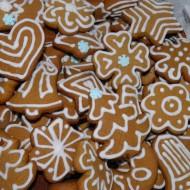 Perníčky na Vánoce či Velikonoce recept