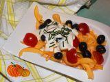Cuketový salát s hořčicovým dressingem recept