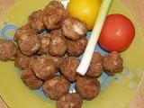 Smažené kuličky z mletého masa recept