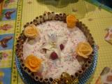 Jahodová torta recept
