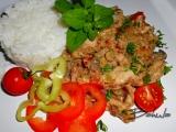 Kuřecí nudličky rošťáci recept