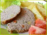 Zeleninová sekaná recept