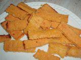 Křupavé polentové hranolky recept