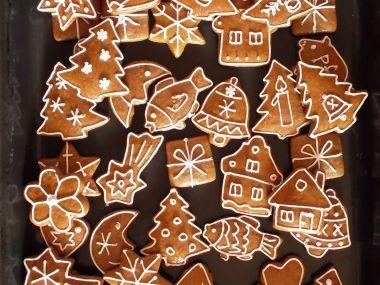 Vánoční perníčky  ihned měkké