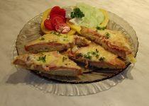 Francouzské bagetové chlebíčky recept
