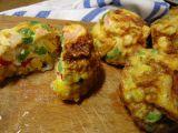 Zeleninové muffiny bez mouky recept