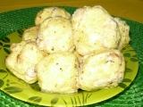 Polentové knedlíky recept