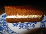 Mrkvový dort s krémem z mascarpone recept
