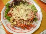 Sójový salát recept