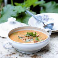 Hustá cizrnovo-bramborová polévka s mangoldem recept