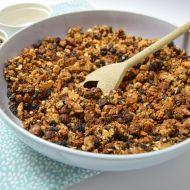 Křupavé domácí müsli recept