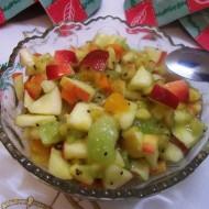 Ovocný salát plný zdraví recept