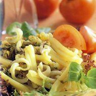 Neapolský salát s těstovinami recept