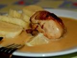 Kuře s vinnou omáčkou recept