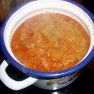 Jednoduchá zelná polévka recept